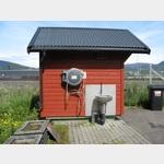 reine Ver- und Entsorgung Station 1410891