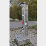 Entsorgungsstation am Stellplatz Sinnflut in Brückenau